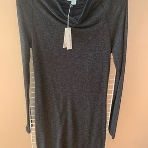 Dress blk by James Peres NWT